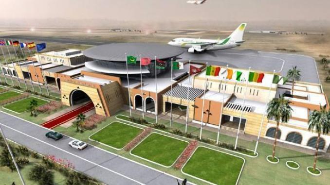 aéroport international de nouakchott