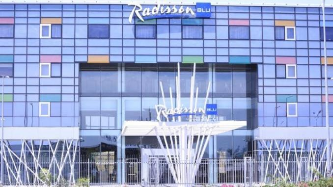 Radisson blu airport