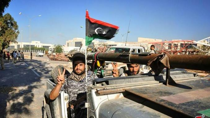 forces libyennes