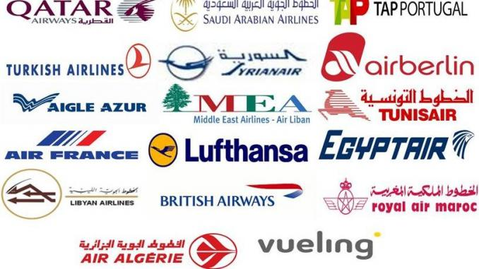 airlines word