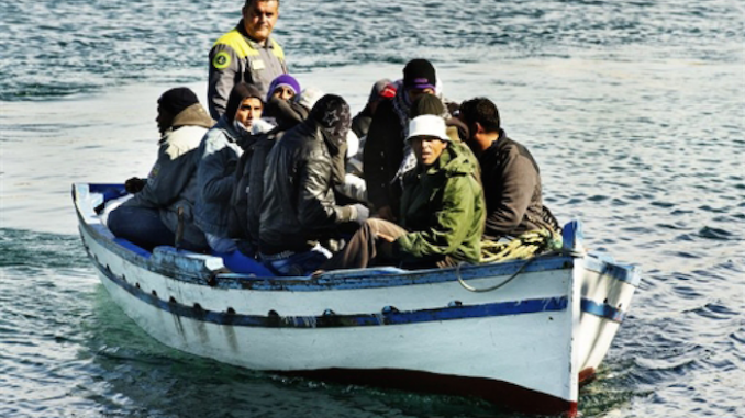émigrants tunisiens