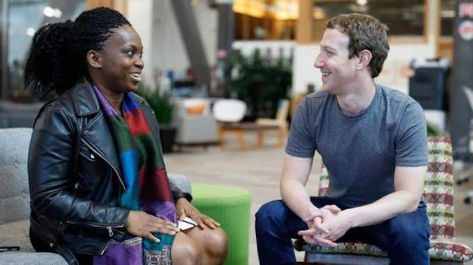 Nigeria. Female IN: le groupe Facebook qui étonne jusqu'à Mark Zuckerberg