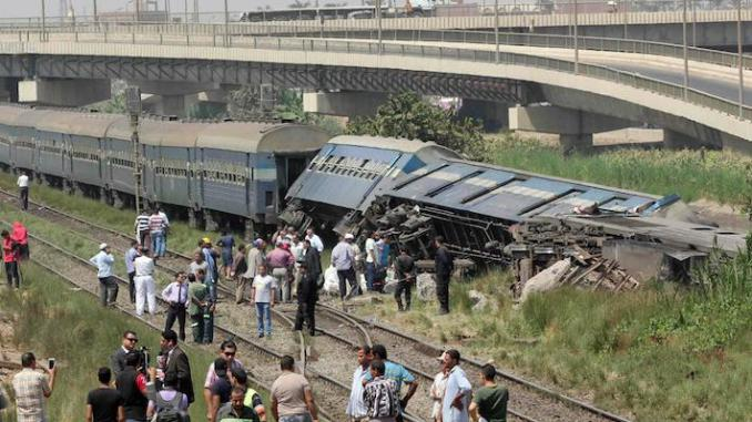 collision de train