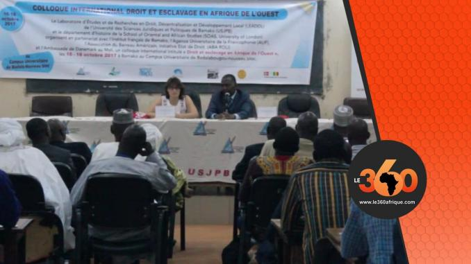 Mali. Colloque sur l'esclavage: la société civile appelle les Etats à respecter les conventions internationales