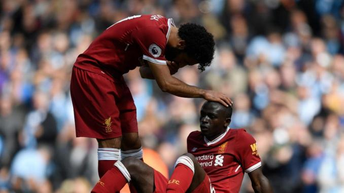 Mohamed Salah remporte le ballon d'or devant Sadio Mané