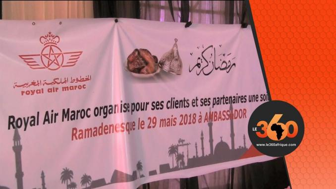 video Mauritanie rupture ramadan RAM