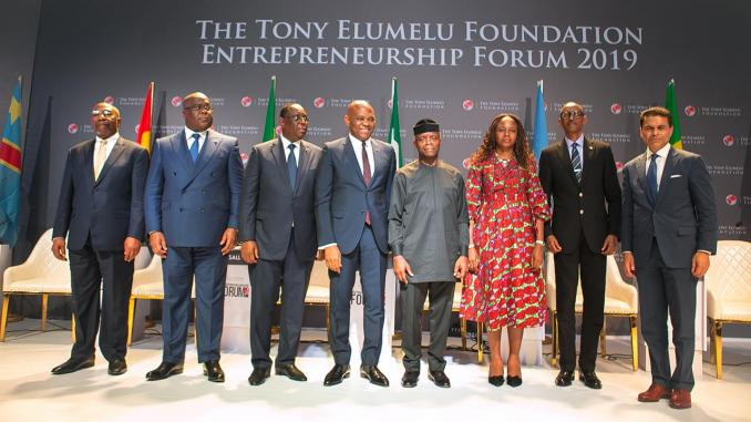 Fondation Tony Elumelu