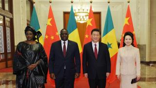 Sénégal-Chine