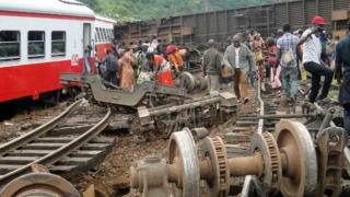 Cameroun: le bilan de l'accident de train devrait s'alourdir