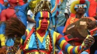 supporters congolais