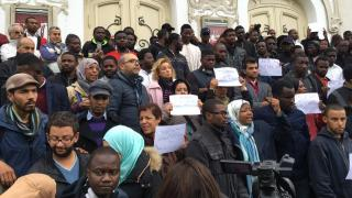 Etudiants africains en Tunisie
