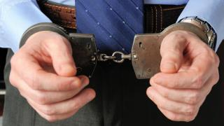 arrestation d'homme d'affaires