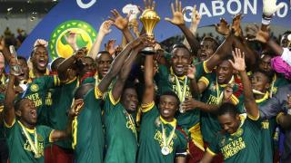 Lions indomptables