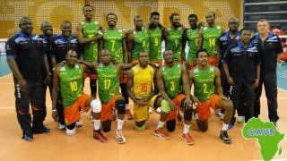 Cameroun Volley Ball