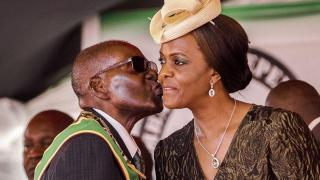 Zimbabwe: Grace Mugabe demande le divorce et le milliard de dollars