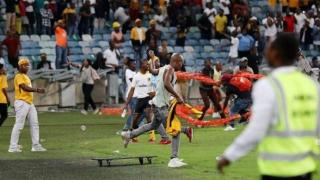 Kaizer chiefs supporters