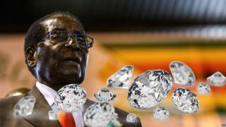 Diamants du Zimbabawe: convocation de Mugabe devant le parlement reportée