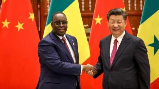 Macky Sall Xi Jinping