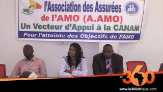 Mali. Atelier de formation sur l'Assurance malade obligatoire