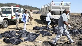 Crash d'Ethiopian Airlines