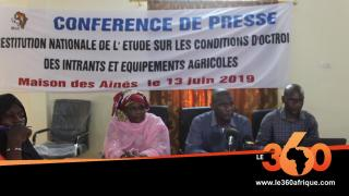 Distribution des intrans agricoles
