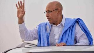 Mohamed ould Cheikh El Ghazouani