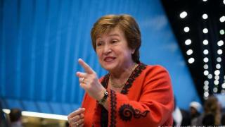 Kristalina Georgieva, directrice du Fonds monétaire international (FMI).