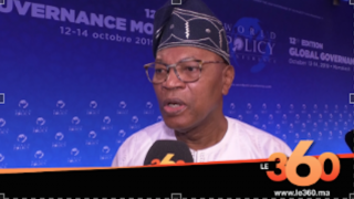 Vidéo: WPC/OCP: Mohamed Ibn Chambas décortique le terrorisme au Sahel et les relations Chine-Afrique