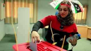 Elections libyennes