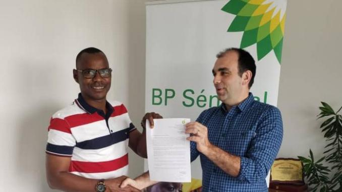 CAN 2019, BP accompagne les journalistes sportifs