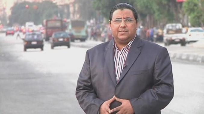 Mahmoud Hussein, journaliste