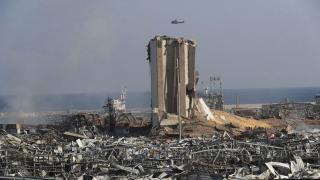 explosion de beyrouth